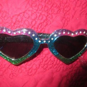 Other - Little Girls Sunglasses Rainblow Colors 'Rhinesto